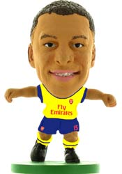 ALEX OXLADE CHAMBERLAIN (Away Kit)