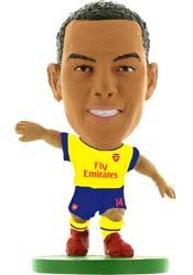 THEO WALCOTT (Away Kit)