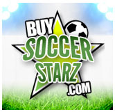Buy SoccerStarz - Click to shop now with up to 30% off RRP!!