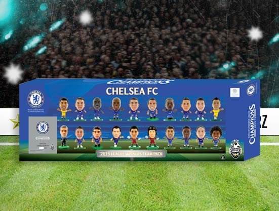 SoccerStarz Football Figures Official Site | Chelsea 2015